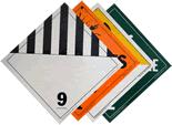 HazMat DOT Placards