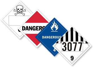 Dangerous Placards