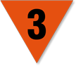 Military Fire Division Symbol 3 Mass Fire Label