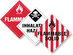 Subsidiary Risk Placards